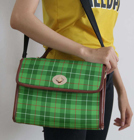 Tartan Bag - Galloway District Canvas Handbag A9