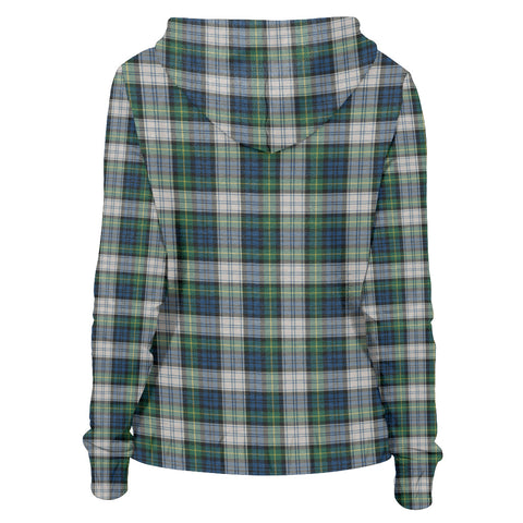 Tartan Zip Hoodie -Gordon Dress Ancient | Men & Women | Clothing