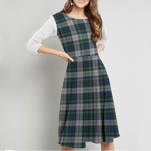 Image of Tartan Sundress - Gordon Dress Ancient | Women Clothing | Love The World