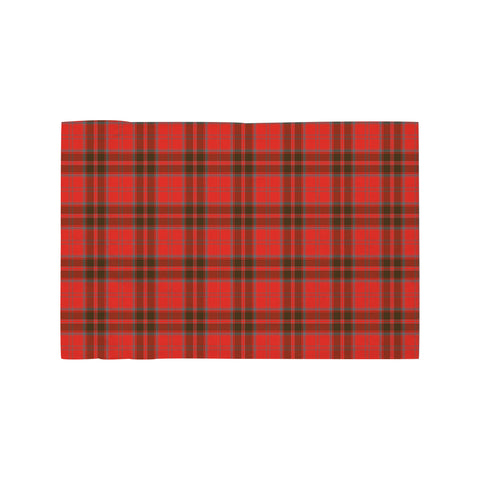 Image of Grant Weathered Clan Tartan Motorcycle Flag