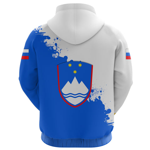 Image of Slovenia Hoodie Mount Triglav Version K12