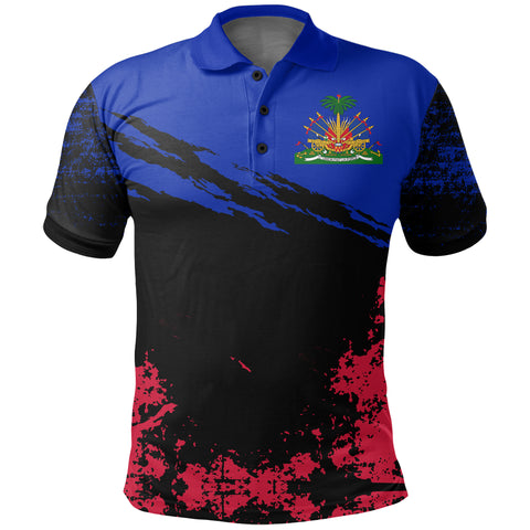Haiti Polo Shirt Customized K5