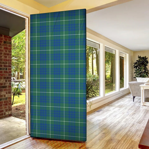 Image of Hamilton Hunting Ancient Tartan Door Sock Cover