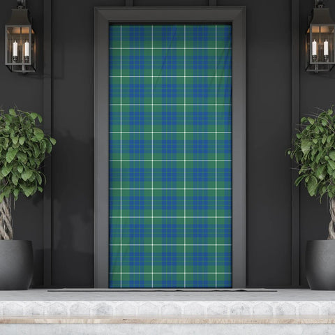 Hamilton Hunting Ancient Tartan Door Sock Cover