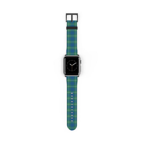 Hamilton Hunting Ancient Scottish Clan Tartan Watch Band Apple Watch