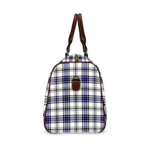Tartan Travel Bag - Hannay | Scottish Travel bag | 1sttheworld