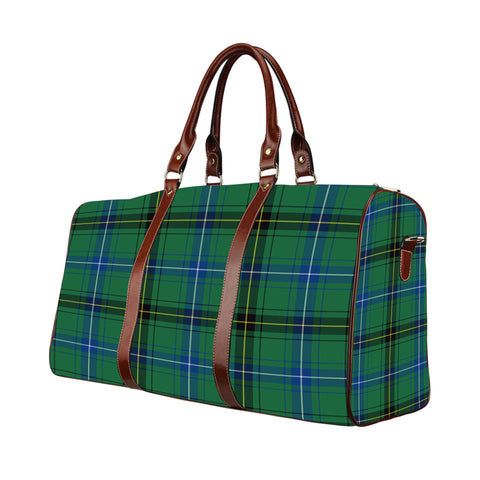 Tartan Travel Bag - Henderson Ancient | Scottish Travel bag | 1sttheworld