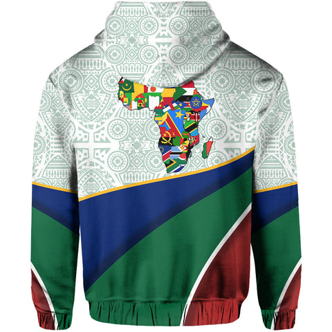 Image of South Africa Hoodie - Nelson Mandela