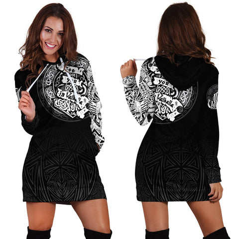 Viking Hoodie Dress - See You In Valhalla A31