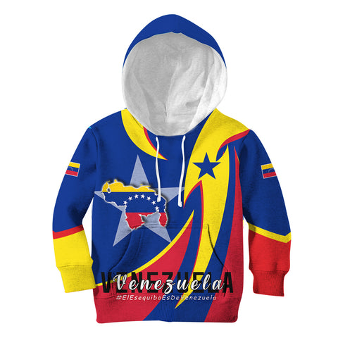 Image of 1stTheWorld Hoodie Kid - Venezuela In My Heart A30