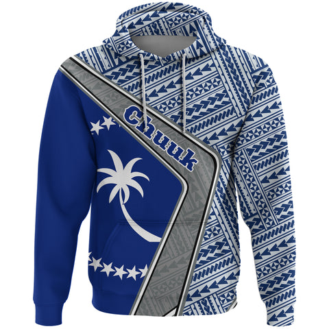 Chuuk Hoodie - Polynesian Coat Of Arms | Love The World
