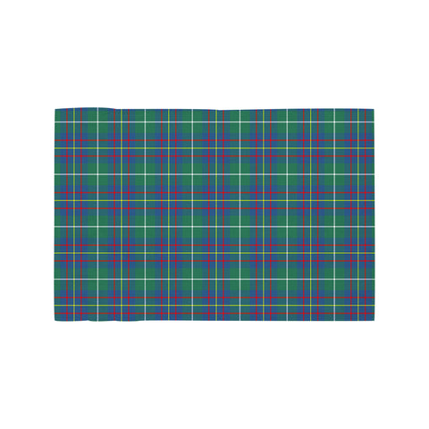 Image of Inglis Ancient Clan Tartan Motorcycle Flag