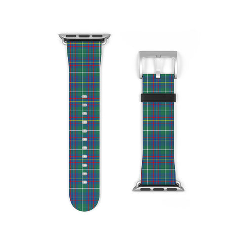 Image of Inglis Ancient Scottish Clan Tartan Watch Band Apple Watch