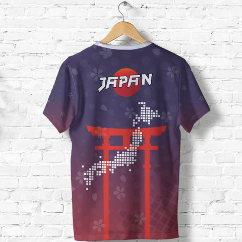 Japan T shirt With Special Things K5