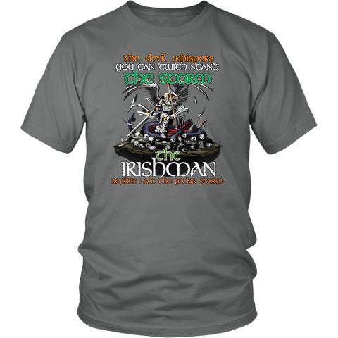 Ireland T-Shirt Irish Pride - The Irishman A7