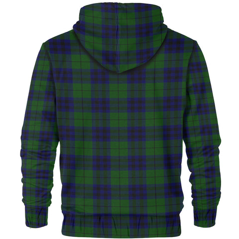 Tartan Zip Hoodie -Keith Modern | Men & Women | Clothing
