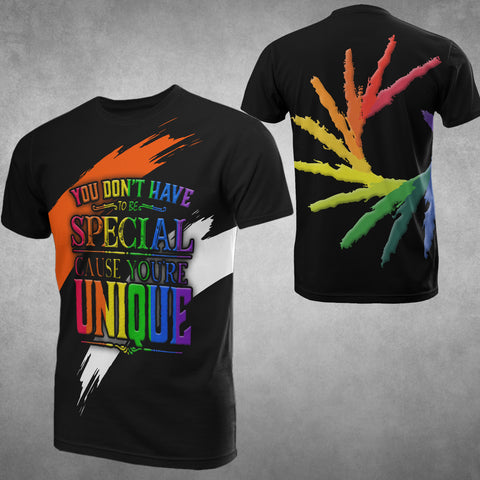 The Netherlands Unique LGBT T-shirts - BH
