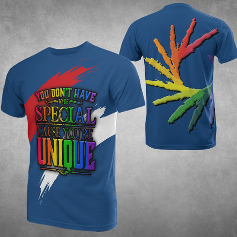 The Czech Republic Unique LGBT T-shirts - BH