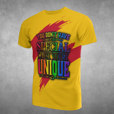 The Spain Unique LGBT T-shirts - BH