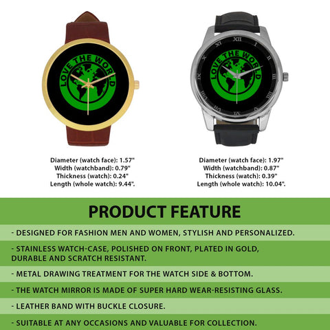 Canada Luxury Watch - National Symbols - TH7