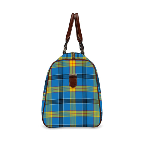 Image of Tartan Travel Bag - Laing | Scottish Travel bag | 1sttheworld
