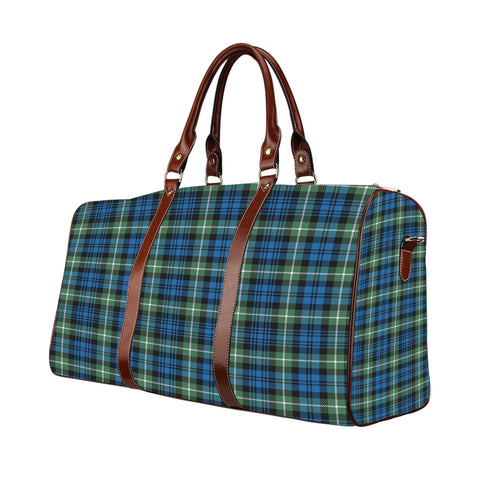 Tartan Canvas Bag - Lamont Ancient | Scottish Travel bag | 1sttheworld