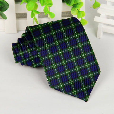 Image of Lamont Ancient Tartan Tie TH8