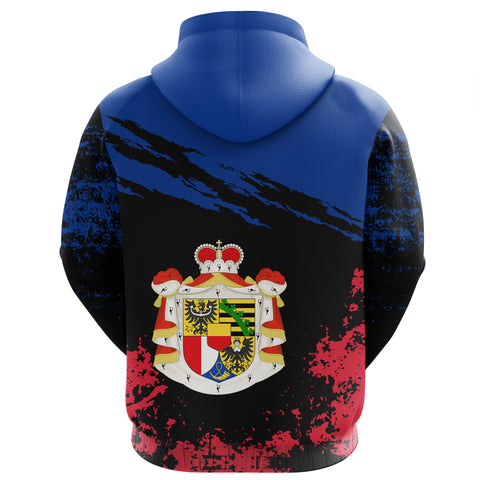 Image of Liechtenstein Customized Hoodie K5