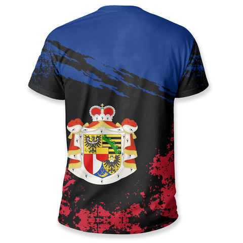 Image of Liechtenstein T Shirt Customized K5