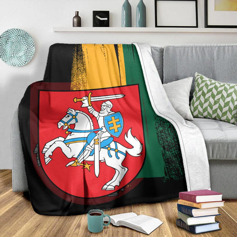 Lithuania Premium Blanket