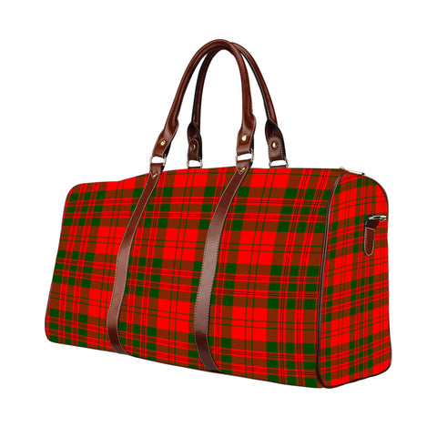 Tartan Travel Bag - Livingstone Modern | Scottish Travel bag | 1sttheworld