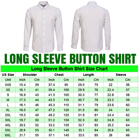 Albania Long Sleeve Button Shirt - New Release A7