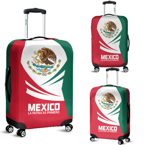 Mexico Luggage Covers Coat Of Arms BinCjou A15