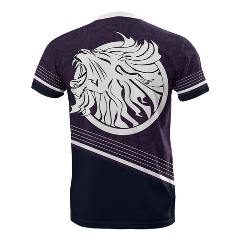 Scotland T-shirt - Scottish Lion - BN18