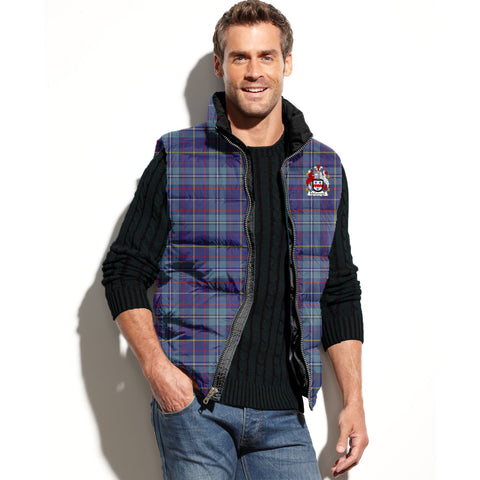 Image of McCormick Tartan Puffer Vest for Men and Women
