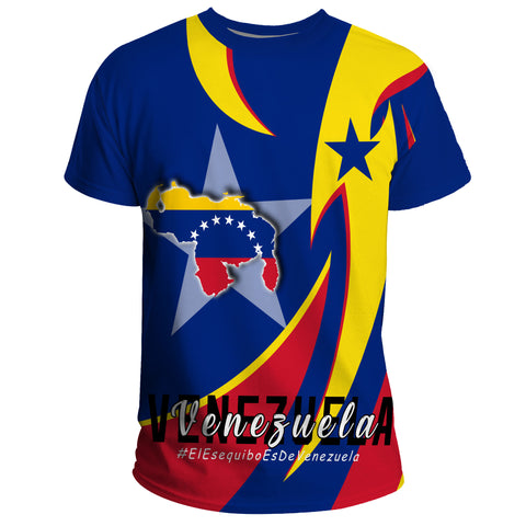 Image of 1stTheWorld T-Shirt - Venezuela In My Heart A30