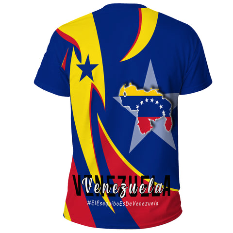 1stTheWorld T-Shirt - Venezuela In My Heart A30