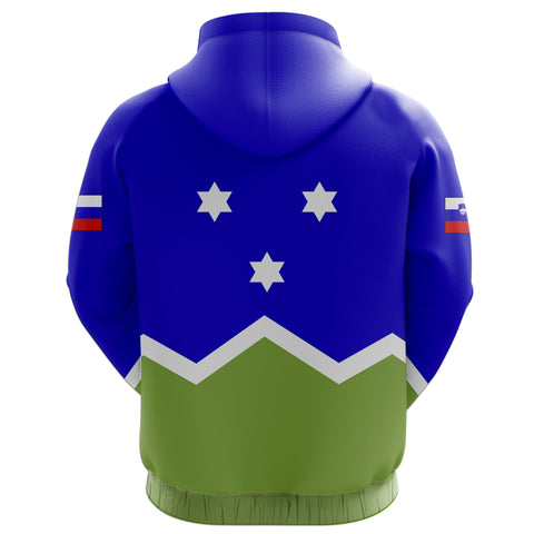 Image of Slovenia Hoodie TH5