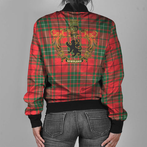 Image of MacAulay Tartan Bomber Jacket | Scottish Jacket | Scotland Clothing