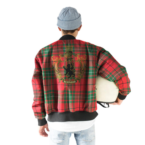 MacAulay Tartan Bomber Jacket | Scottish Jacket | Scotland Clothing