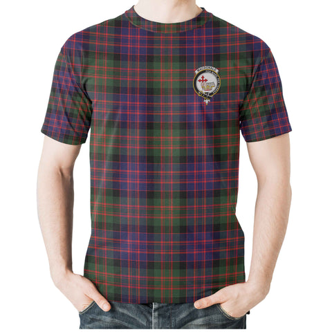Image of Tartan T-Shirt - Macdonald Clan Z9