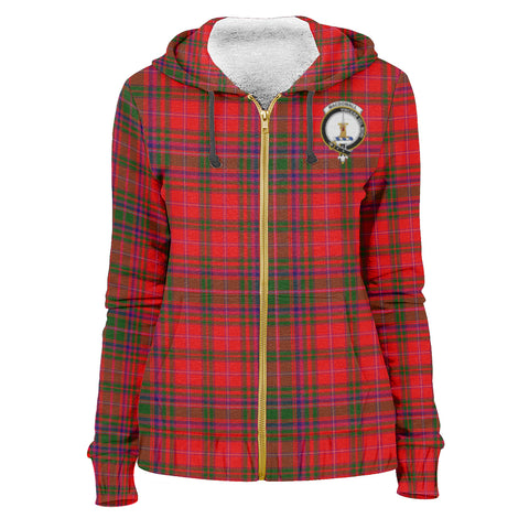 MacDowall (of Garthland) Clan Tartan Zip Hoodie | Men & Women | Clothing