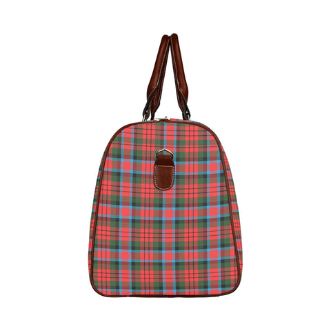 Tartan Travel Bag - Macduff Clan | Scottish Travel bag | 1sttheworld