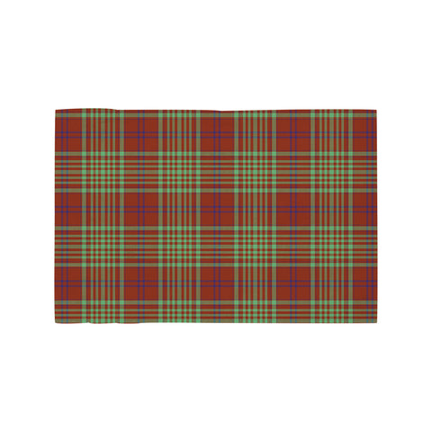 Image of MacGillivray Hunting Ancient Clan Tartan Motorcycle Flag
