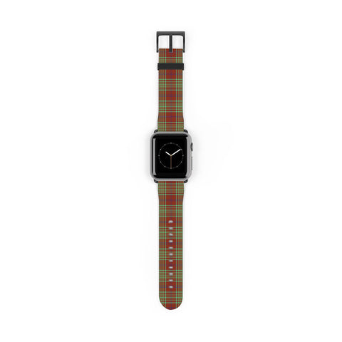 Image of MacGillivray Hunting Ancient Scottish Clan Tartan Watch Band Apple Watch