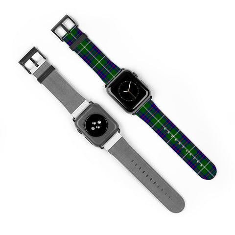 MacIntyre Hunting Modern Scottish Clan Tartan Watch Band Apple Watch