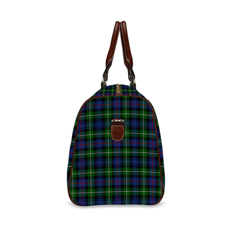 Tartan Travel Bag - Mackenzie Modern | Scottish Travel bag | 1sttheworld