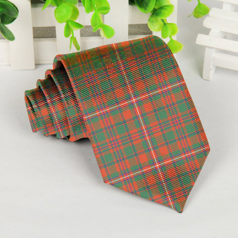 Mackinnon Ancient Tartan Tie TH8