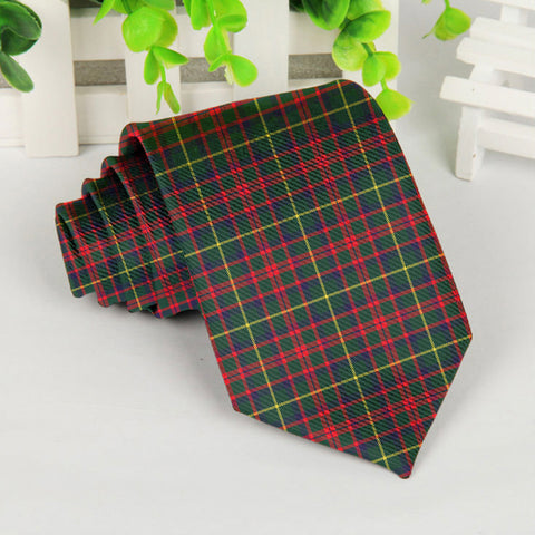 Mackintosh Hunting Modern Tartan Tie TH8
