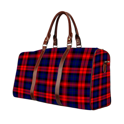 Tartan Travel Bag - Maclachlan Modern | Scottish Travel bag | 1sttheworld